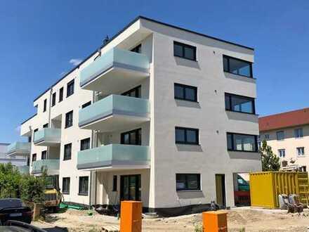 Neubau - Helle 2,5-Zimmer-Wohnung mit Balkon