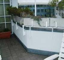 Exklusive, herrliche möblierte 2-Zimmerwohnung mit Galerie und Dachterrasse in Haidhausen
