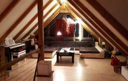 Sehr schöne 4-Zimmer-Maisonette-Wohnung in Mannheim-Almenhof, 100 m2