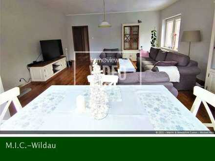 Ca. 350 m bis zur Promenade – Wohnung mit Gartenanteil, 3 Apartments