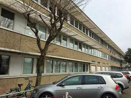 Büroräume im Industriegebiet von Siegburg
