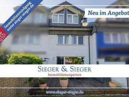 Provisionsfrei: Gemütliches Reihenmittelhaus mit Platz für die ganze Familie in Niederkassel-Ranzel!