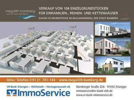 Megalith - Wohnen über der Regnitz - Baugrundstück