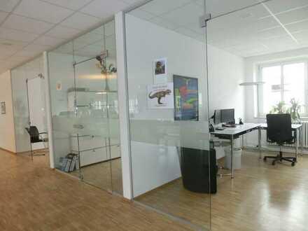 Geräumige Büroetage in der Nähe des Hauptbahnhofs in Heidelberg!