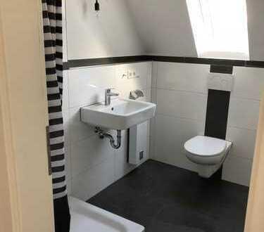 Neue, helle 2-Zimmer-Dachgeschosswohnung mit Einbauküche in Calw (Kreis)