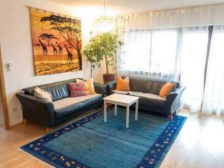 Lichtdurchflutete und sofort beziehbare 4-Zi-Wohnung sucht neuen Eigentümer