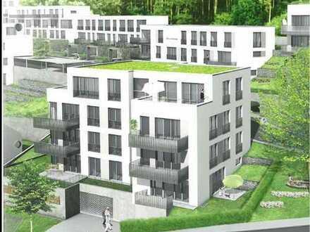 neuwertige 2-Zimmer-Wohnung mit Balkon und Einbauküche in Tübingen