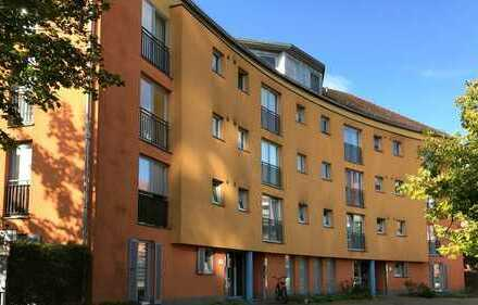 Bezugsfreie 2-Zimmer-Wohnung in Kirchsteigfeld *ruhig gelegen & zentral* *barrierearm*