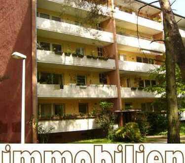 Wohnung mit großem Balkon in grüner Stadtlage