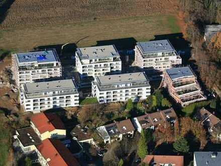 Lichtdurchflutete 3,5-Zimmer-Wohnung (F-6) mit 102,08 m² großer Terrasse / insg. 192,96 m²