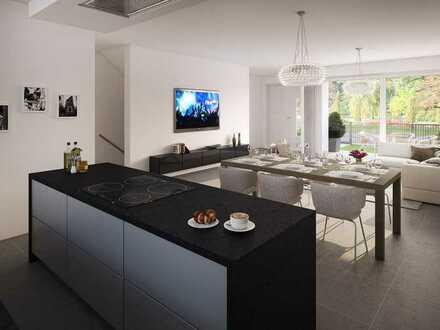 Modernes Platzwunder für die ganze Familie – mit Garten und Garage – Villa Merian III in OF-Buchrain