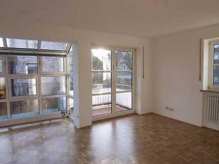 Attraktive Erdgeschosswohnung mit Südbalkon in bevorzugter Stadtrandlage