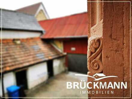 Barockes, renovierungsbedürftiges Mehrfamilien-Wohnensemble für Investoren (Denkmal-AfA mit 2,5 %!)