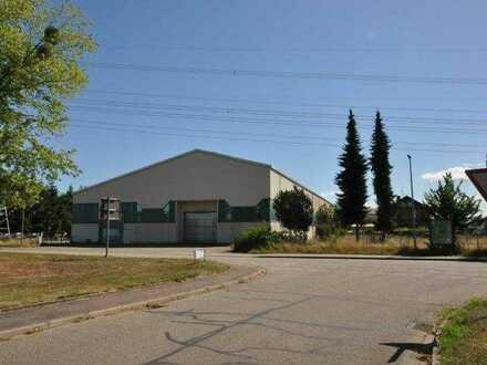 Gewerbeobjekt ca. 4.740 m² in Schutterwald / bei Offenburg - zu verkaufen