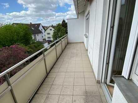 schöne Wohnung in toller Lage in Feudenheim