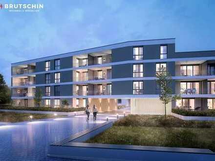 Schöne 4-Zimmerwohnung mit Süd-West Loggia!