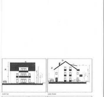 Projektiert Mehrfamilienhaus 5 mod. Wohnungen in Bad Friedrichshall 312.680EUR - 441.200EUR