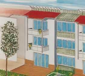Schöne 3-ZKB-Wohnung mit Terrasse in Mettingen