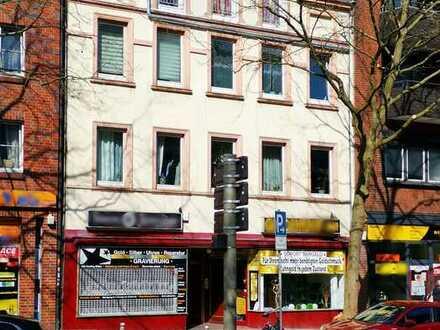 Wohn- und Geschäftshaus mitten in Harburg in der Moorstraße, von Privat - keine Maklercourtage