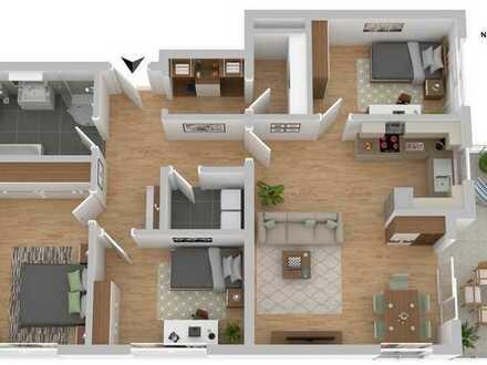 KfW 55 Neubau Eigentumswohnung