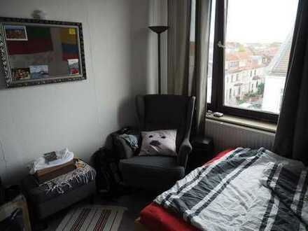 15,5qm Zimmer in 3er WG in der Neustadt, sehr zentral, 3. OG
