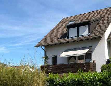 Gepflegte 3-Zimmer-Wohnung mit Balkon in Waldsee, Nähe Waldspielplatz