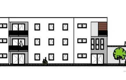 Neubauprojekt mit Südterrasse und Gartennutzung!
