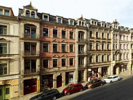 www.r-o.de +++ Kulturgenuss um die Ecke! Schöne 4-Zimmerwohnung mit Balkon und Galeriebereich