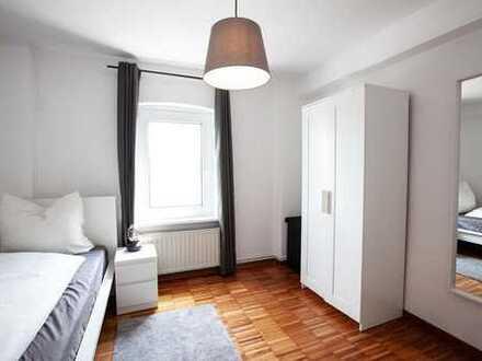 Charmante und stilvolle Wohnung in Vegesack