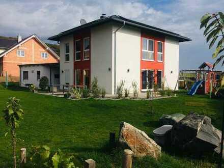 Niedrigstenergie Haus zwischen Marburg und Gießen zu vermieten