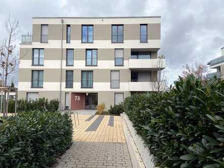 Neuwertige 4 Zimmer-Etagenwohnung in Top-Lage von Leonberg Bj 2017 auf 96,21qm, 2 TG, EBK