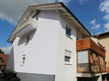 1 Zi.-Dachgeschosswohnung mit Balkon in Donaueschingen