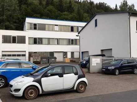 Produktions- und Bürogebäude im Rennsteig zu verkaufen