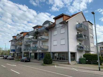 Wohnen mitten in der Stadt -2-Zimmer-ETW in Gaggenau!