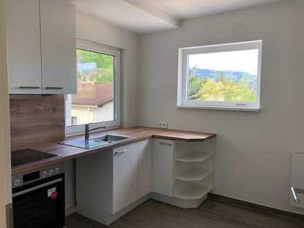 sanierte Wohnung, zwischen Zentrum und Natur (Einbau-Küche, Balkon, Parkett)