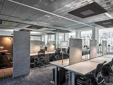 Abschließbares Büro im Serviced Space - all inclusive