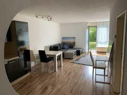 Möbliert - Schicke 2-Zi. Wohnung im Stuttgarter Osten, 54 qm