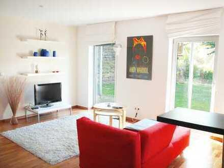 Helle möblierte 2-Zi.-Wohnung für Pendler / Wochenendheimfahrer in Aurachtal zu vermieten