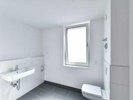 Helle 2 Zimmer-Souterrainwohnung mit Terrasse