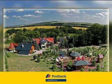 Märchenhaftes Anwesen im Vogtland, 5-Sterne-Anlage.