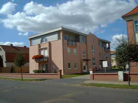 Seniorengerechte, barrierefreie Wohnung