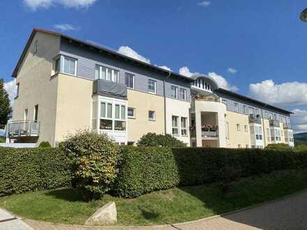 sonnige 2-Raum-Wohnung mit Balkon in Traumlage