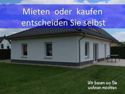 alles auf einer Ebene - 90 m² Wohnfläche - 3 oder 4 Zimmer