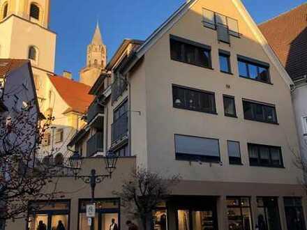 Lichtdurchflutete Wohnung mit Aussicht im Zentrum von Sigmaringen