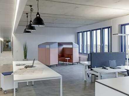 """Exklusivmandat // Bürogebäude mit Sondernutzung """"Light production"""" und """"Service"""" im Erdgeschoss"""