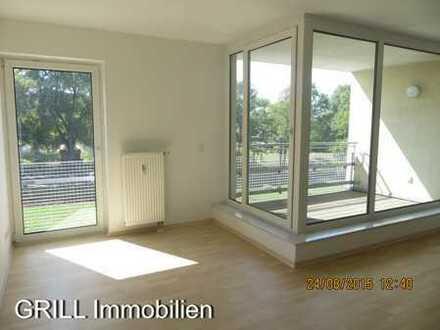 5RW mit Balkon * 2 Bäder mit Wanne und WM- Anschluss * bei Bedarf mit EBK und TG-Stellplatz * 3.OG