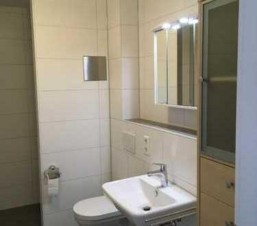 Neubau Wohnung möbliert für Business oder Studium.