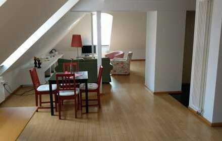 2 Raum Dachgeschoß Maisonette