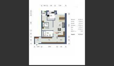 Exklusive 2-Zimmer-Wohnung in Mannheim nähe Wasserturm