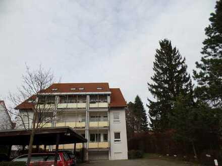 Sonnige 3 Zi-Wohnung in ruhiger Stadtlage